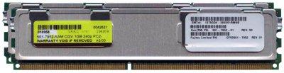 Оперативна пам'ять Sun Sun Microsystems DDR2-RAM 2x1GB PC2-5300F ECC 2R (SESX2A1Z) Refurbished