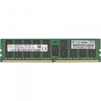 Оперативная память HP DDR4-RAM 16GB PC4-2133P ECC RDIMM 2R (810744-B21) Refurbished
