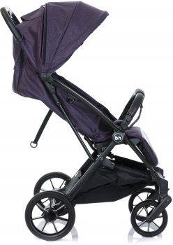 Прогулочная коляска BabyHit Impulse Purple (71783)