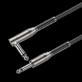 Інструментальний кабель Roxtone SGJJ110L1, Jack - Jack, 1x0.22, 1 м