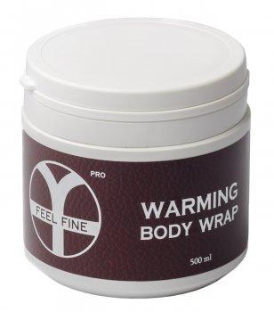 Согревающее антицеллюлитное обертывание Feel Fine Pro Warming Body Wrap 500 мл (FE_FI_004)
