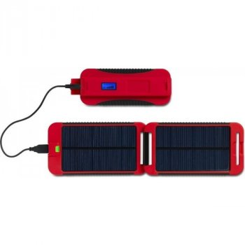 Портативна батарея 9000 mAh Powertraveller Powermonkey Extreme Red (1449_23)