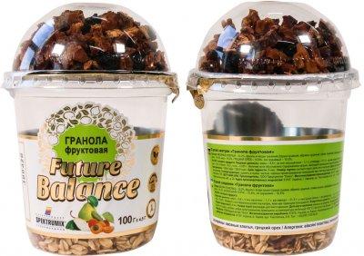 Упаковка гранолы ягодной Spektrumix Future Balance 2 шт х 100 г (2000000004372)