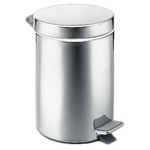 Відро для сміття круглої форми 3 л Глобагно 54103