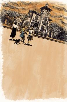 Моторошні пригоди Сабріни. Книга перша. Роберто Аґірре-Сакаса. UA Comics (9789669773357)
