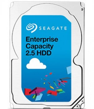 "Жорстку диск HDD 1TB Seagate Enterprise Capacity 2.5"", SAS, 7200rpm, 128MB Thickness 15mm, MTBF 2000000 hours (ST1000NX0333)"