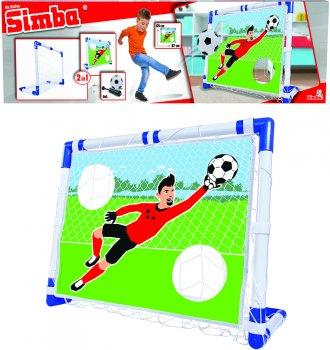 Игровой набор Simba Toys Футбольные ворота 3+ (7402138)