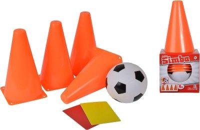 Игровой набор конусов Simba Toys для футбола 3+ (7402302)
