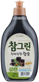 Средство для мытья посуды Lion Chamgreen Древесный уголь 480 мл (8806325604921)