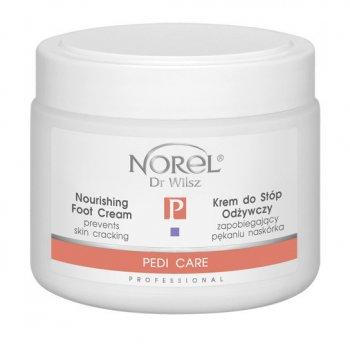 Питательный крем для ног Norel Nourishing Foot Cream 200 мл (PK 396)