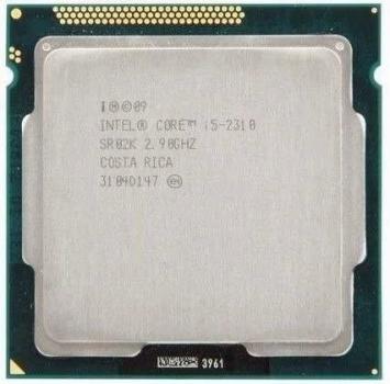 Б/У, Процесор, Intel Core i5-2310, 4 ядра, 3.2 GHz, s1155