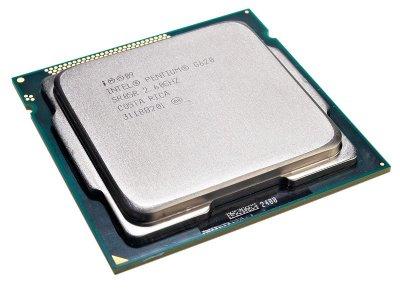 Б/У, Процесор, Intel Pentium G 620 s1155, 3M Cache, 2.60 GHz