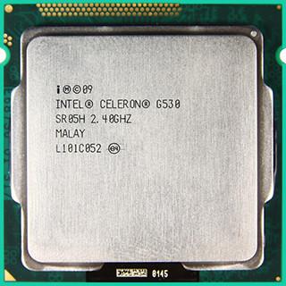 Б/У, Процесор, Intel Pentium G 530, s1155, 2M Cache, 2.4 GHz