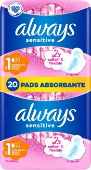 Гигиенические прокладки Always Ultra Sensitive Normal (Размер 1) 20 шт (4015400213932)