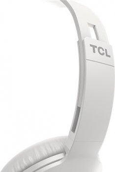 Наушники TCL MTRO200BT Bluetooth Ash White (MTRO200BTWT-EU)