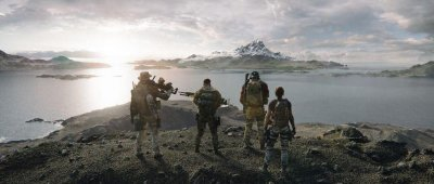 Ghost Recon Breakpoint (PS4, русская версия)