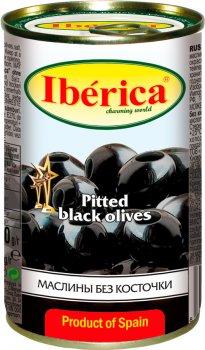 Маслины Iberica огромные без косточки 360 г (8436024294408)