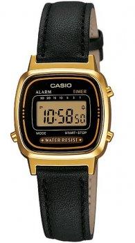 Жіночі наручні годинники Casio LA670WEGL-1EF