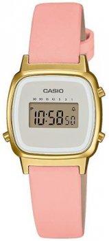 Жіночі наручні годинники Casio LA670WEFL-4A2EF