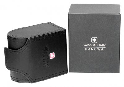 Чоловічі наручні годинники Swiss Military 06-4326.04.006