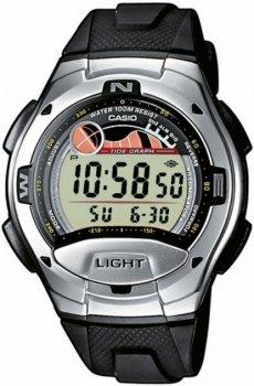 Чоловічий наручний годинник Casio W-753-1AVES