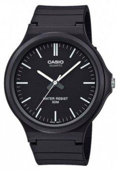 Чоловічі наручні годинники Casio MW-240-1EVEF