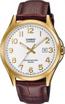 Чоловічі наручні годинники Casio MTS-100GL-7AVEF
