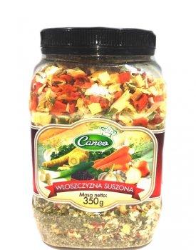 Сушені овочі і трави Caneo Wloszczyzna suszona 350 g