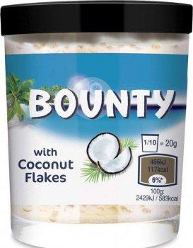 Шоколадна паста Bounty 200 g with Coconut Flakes