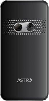 Мобільний телефон Astro A169 Black/Gray