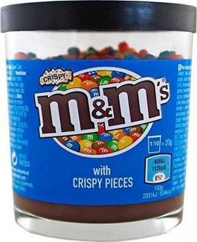 Шоколадна паста M&M's 200g with Crispy Pieces