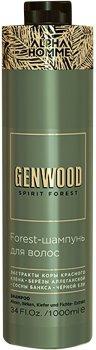 Forest-шампунь для волосся та тіла Estel Professional Genwood 1 л (4606453062792)