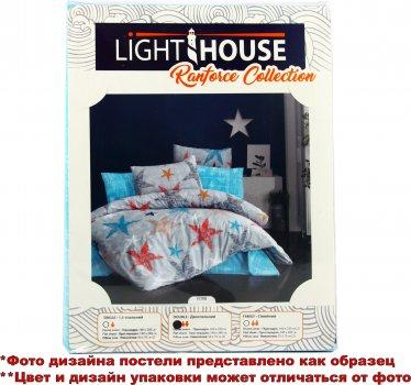 Комплект постільної білизни Lighthouse Ranforce Gardenia 200х220 (2200000550910)