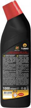 Активний гель для чищення унітазів TURBOчист Professional проти іржі та нальоту 1 л (4820178063357)