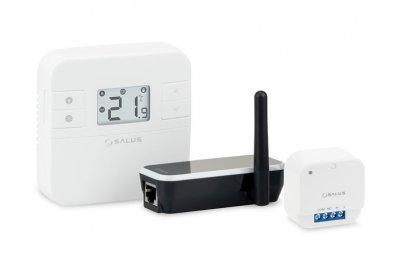 Бездротовий інтернет-терморегулятор SALUS RT310iSR