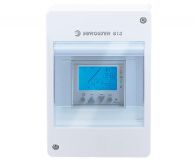Контроллер для гелиосистем Euroster 813