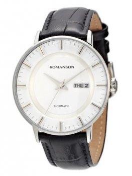 Мужские часы Romanson TL4254RM1WAS2 (TL4254RMWH WH)