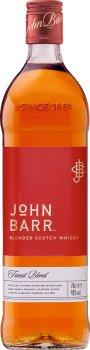 Виски John Barr 0.7 л 40% (5013967003958)