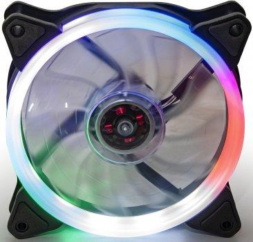 Кулер Frime Iris LED Fan Single Ring Multicolor (FLF-HB120MLTSR)