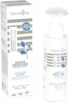 Міцелярна вода Bema Cosmetici Nature Up 150 мл (8010047194206)