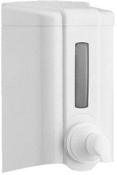Дозатор для пінного мила TRA TAF010W 500 мл білий