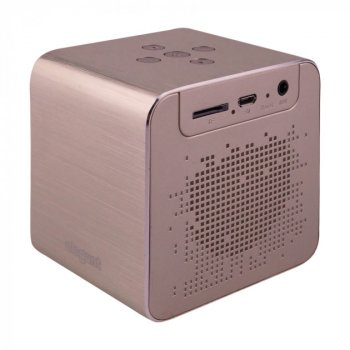 Колонка Bluetooth Wesdar K30 1800 мАч gold