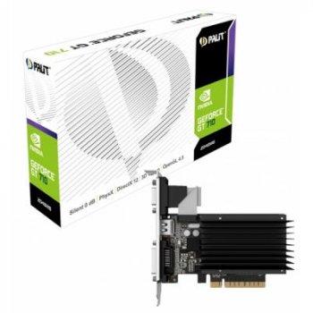 Видеокарта GeForce GT710 2048Mb PALIT (NEAT7100HD46-2080H) (WY36dnd-153166)