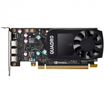 Видеокарта HP NVIDIA Quadro P400 2GB Graphics 1ME43AA (WY36dnd-152040)