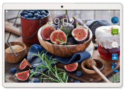 Планшет - телефон Adronix MT104 Silver 3GB/32GB LTE IPS 10/1'' Full HD+Чехол-клавиатура +Карта памяти 32GB