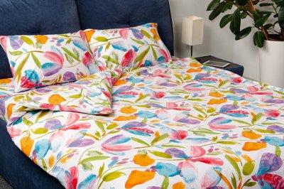 Комплект постельного белья SoundSleep Emma Ранфорс 175х215 (93119627)