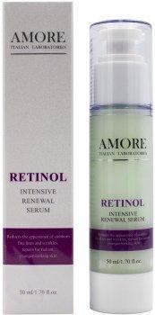 Концентрированная сыворотка Amore с витамином ретинолом для обновления кожи 50 мл (4820212688683)