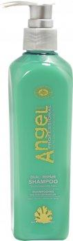 Шампунь Angel Professional двойного действия для восстановления и питания поврежденных волос 250 мл (AMB-101-1) (3700814125018)