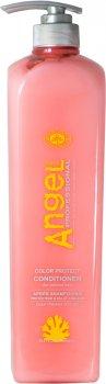 Кондиционер Angel Professional Color Protect для окрашенных волос 1 л (AMB-202-3) (3700814125148)
