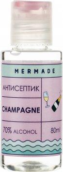 Набір антисептиків для рук Mermade Champagne 3 шт. х 80 мл (2000000195438)